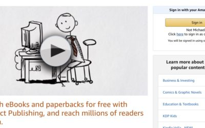 How to Publish Your Book Using Amazon's KDP Platform