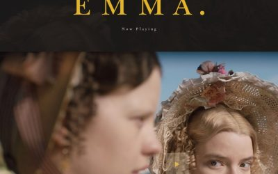It's Emma period.